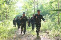 Bộ đội Biên phòng - lực lượng nòng cốtchuyên trách, chủ trì, đảm bảo an ninh trật tựở khu vực biên giới