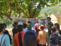 Tăng cường vận động nhân dân tham gia phong trào toàn dân chung tay phòng, chống dịch Covid-19