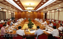 Tổng Bí thư chủ trì họp Bộ Chính trị họp về tình hình phòng, chống dịch