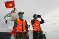 BĐBP Cà Mau siết chặt quản lý vùng biển, tăng cường phòng, chống dịch Covid-19